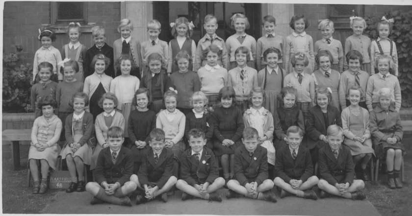 betty's class at hartfield bettey caldwwell