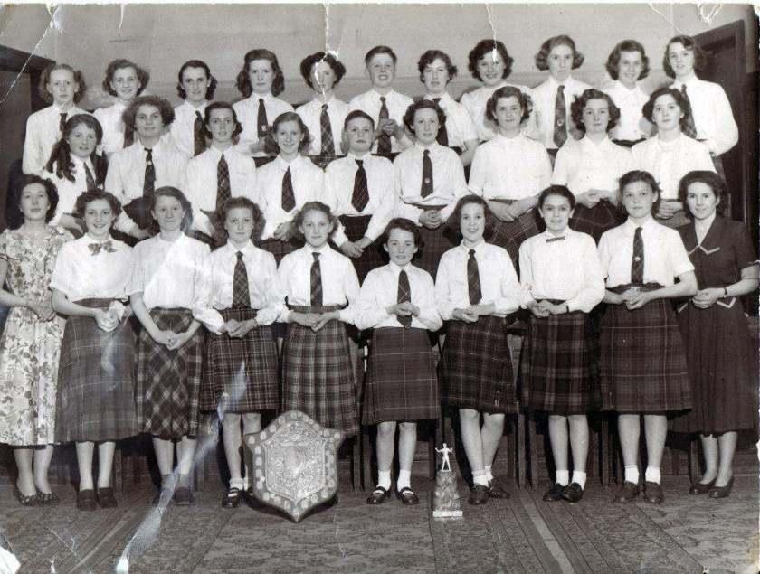 co-op choir
