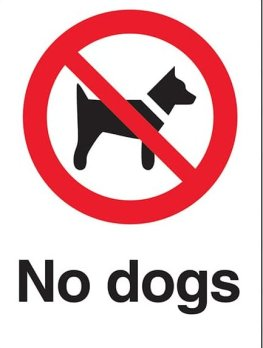 No dogs sign.jpg 2