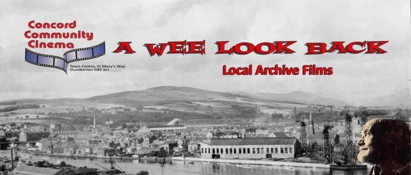 A wee look back