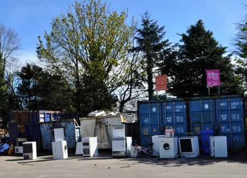 Dalmoak refuse and re-use centre