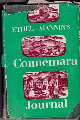 Mannin Connemara Journal book cover