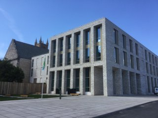 Burgh Hall latest pic by Arthur Jones