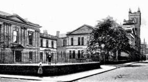 Dumbarton Church Street Lennox Sheriff Court 1