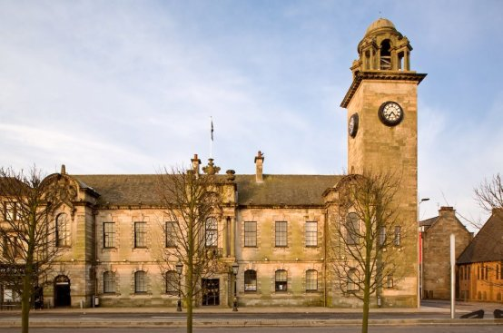 Clydebank Town Hall