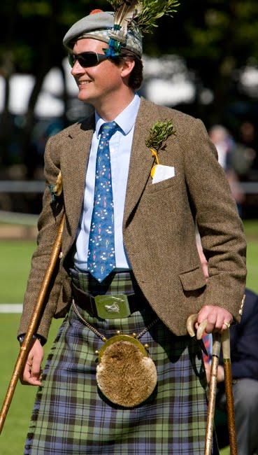 Argyll the Duke of Present holder Torquhil Campbell, 13th Duke