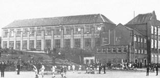 St Patrick's HS (school sports)
