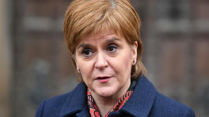 Sturgeon Nicola