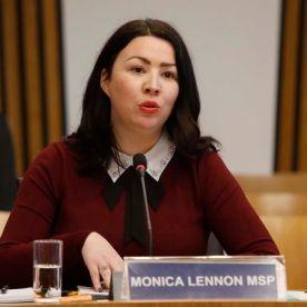 Lennon Monica MSP