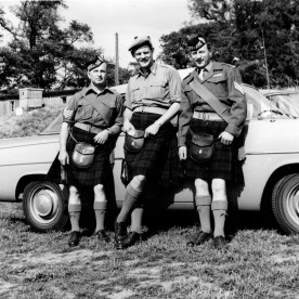 Gillies Jimmy and fellow Argylls