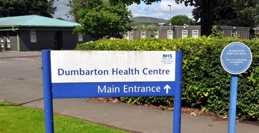 This image has an empty alt attribute; its file name is dumbarton-medical-centre-2.jpg