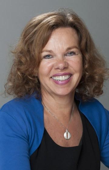 Linda at the Health Board