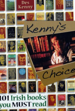 Stena Line - Des Kenny's guide to all the Irish books you must read