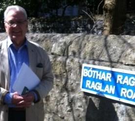 Bill at Raglan Road 2