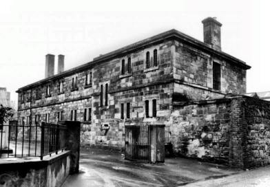 Dumbarton Jail
