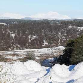 Crosthwaite snow