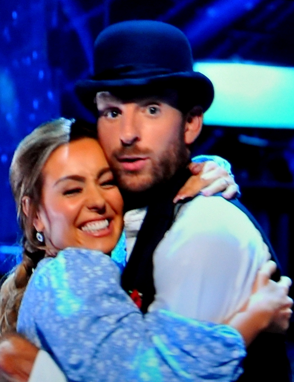 ENTERTAINMENT: RENTON'S PRIDE WILL WEAR THE KILT ON STRICTLY