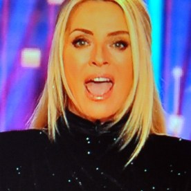 JJ again Tess Daly