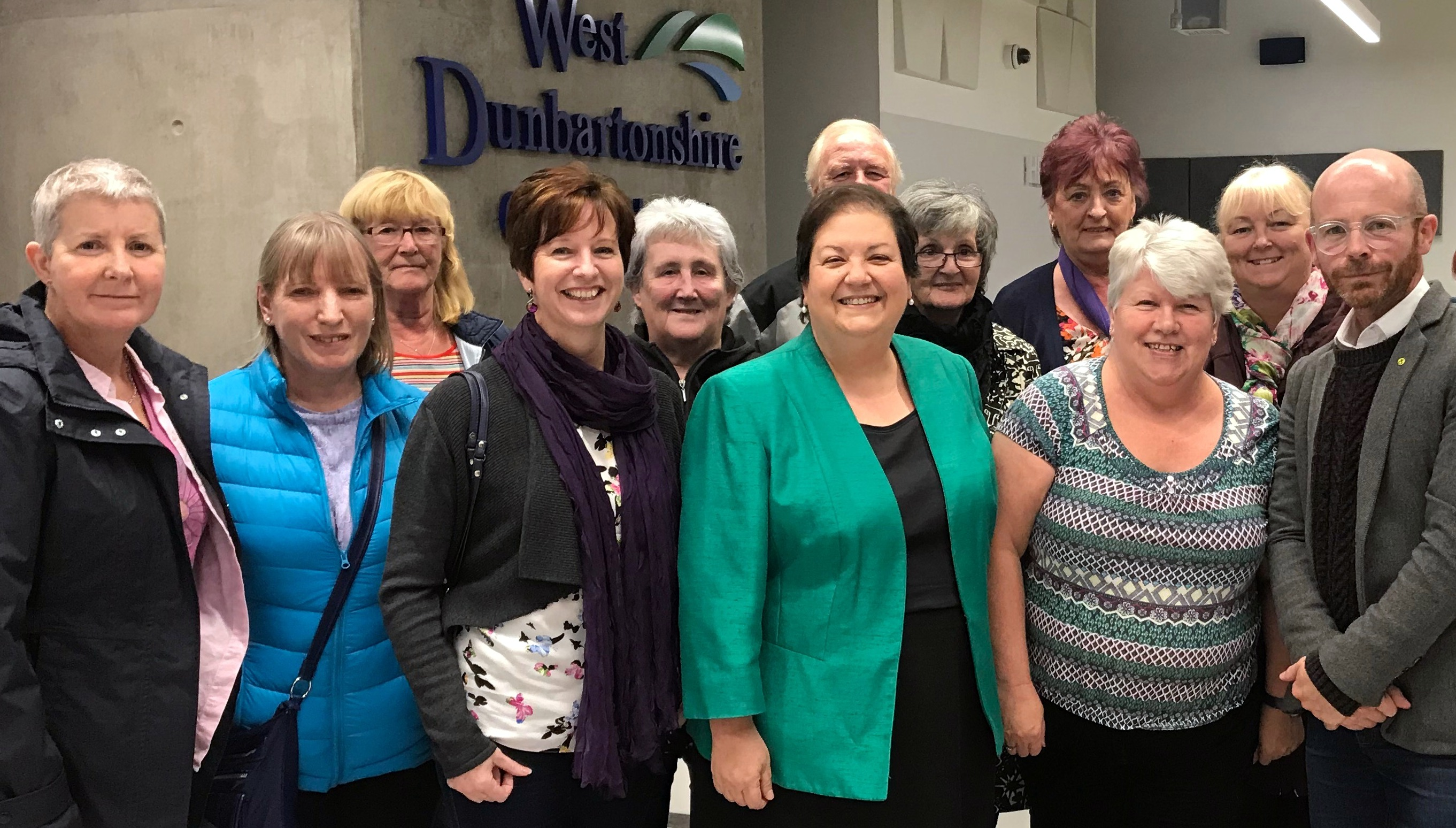 MSP: DETAILS OF JACKIE BAILLIE'S MONTHLY SURGERIES