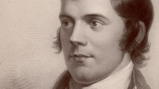 IMMORTAL MEMORY OF ROBERT BURNS