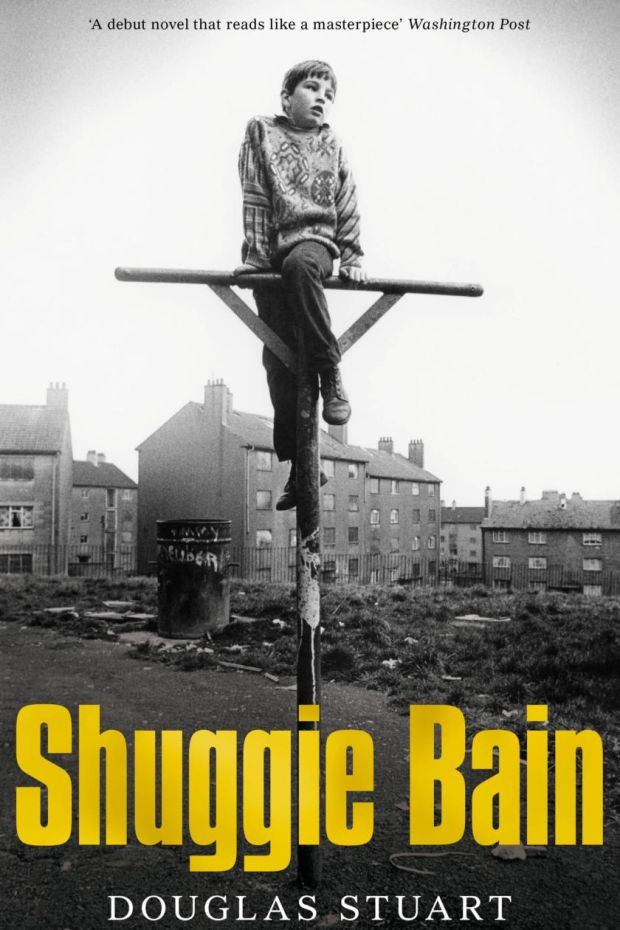 BOOKS: SHUGGIE BAIN AUTHOR LINED UP FOR PAISLEY FESTIVAL