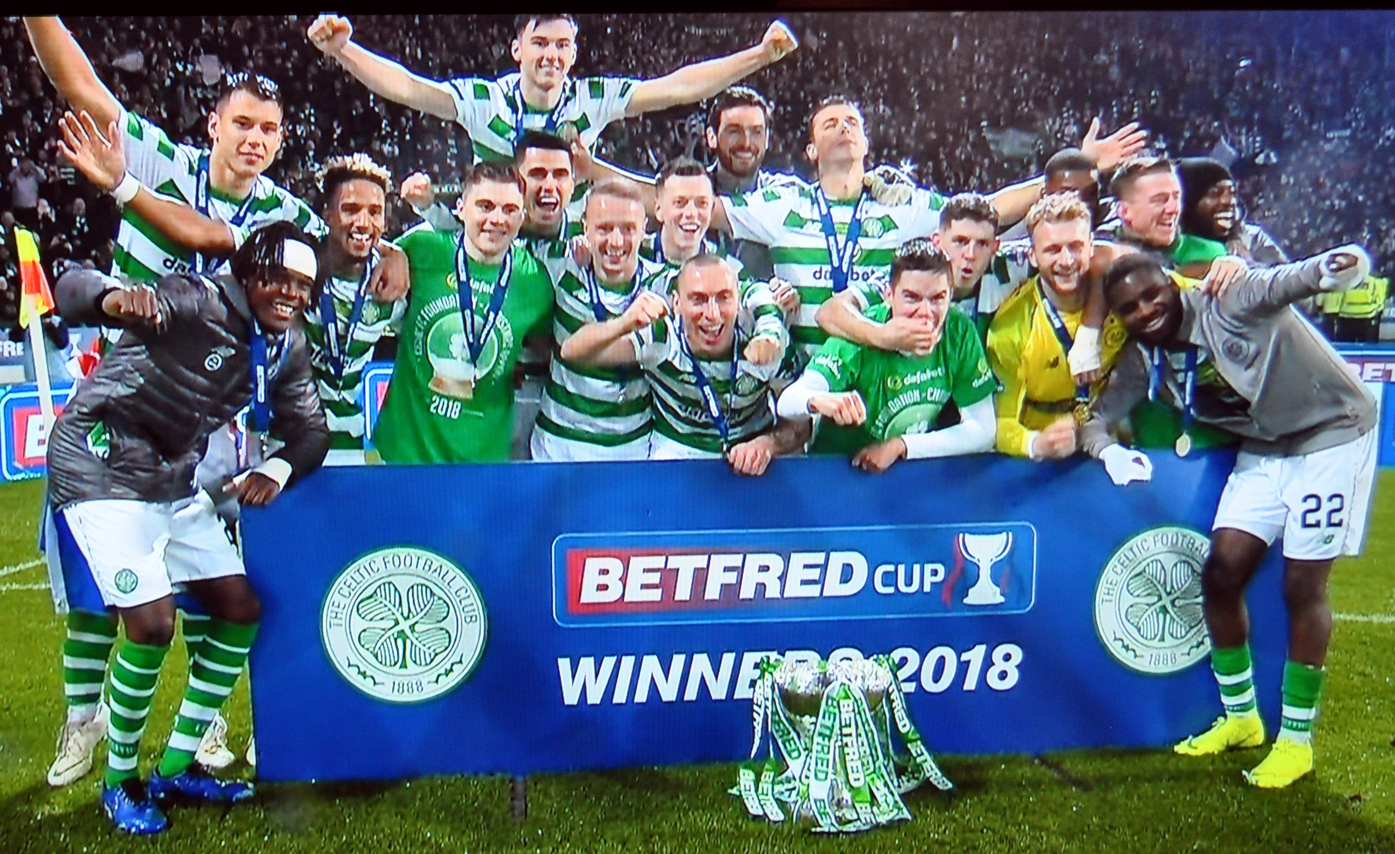 POLITICS: Celtic manager rails against government and media 'barrage of hypocrisy' over Dubai trip