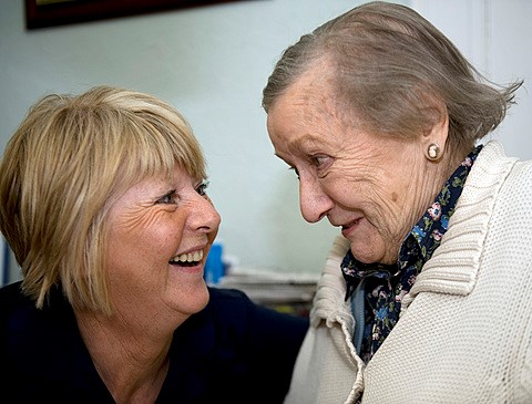 OLDER PEOPLE: They need to get the right information and the support that they need