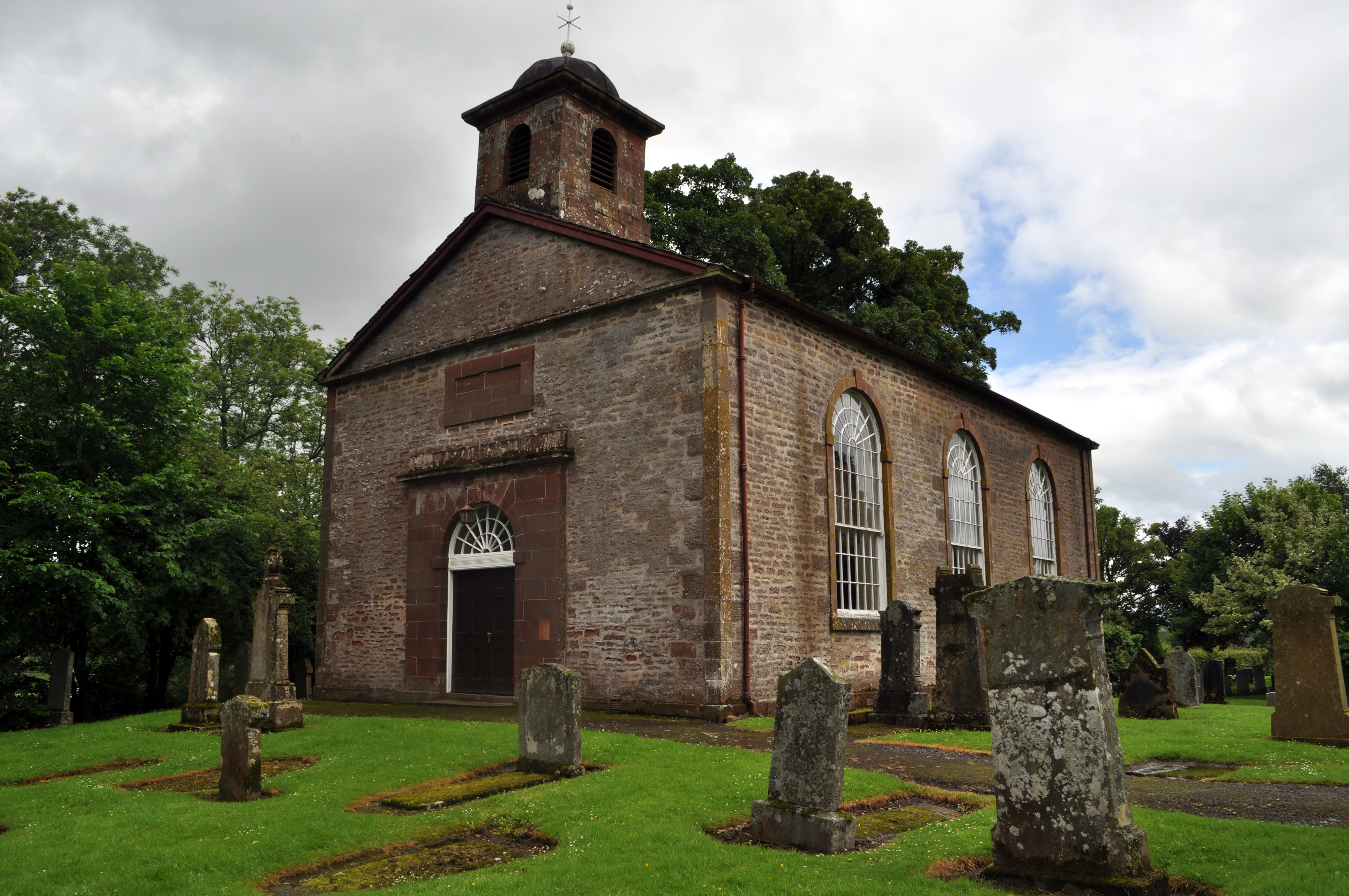 HERITAGE: Kilmaronock Old Kirk will be made available for community use