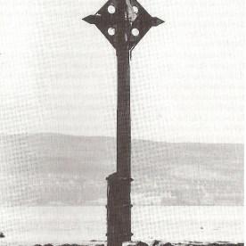 cardross Clyde boundary cross