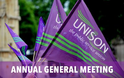 UNISON ANNUAL GENERAL MEETING
