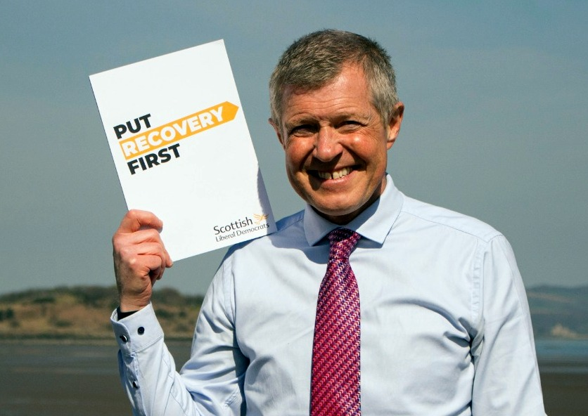 ELECTION: LIBDEM LEADER RENNIE LAUNCHES ELECTION MANIFESTO