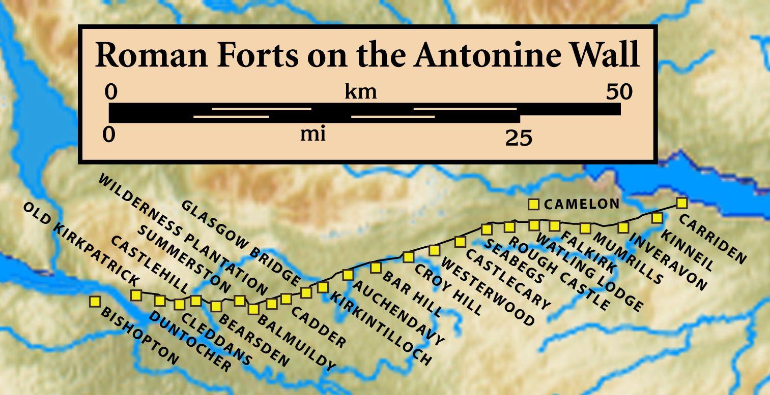 HERITAGE: Antonine Wall project highlighted in prestigious European heritage award