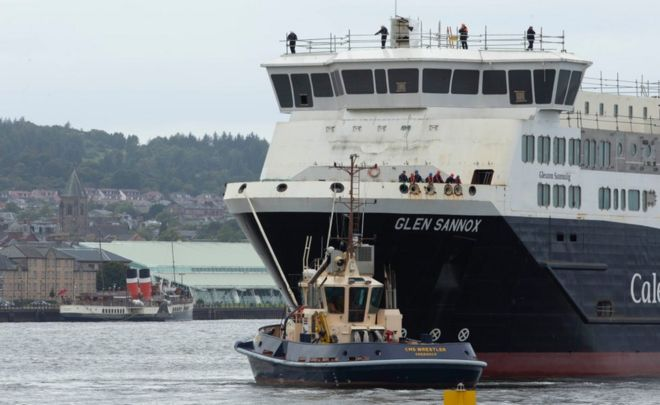 PARLIAMENT: Ferry deal shortlist failure condemned as 'international humiliation'