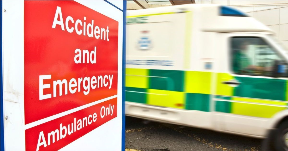 A&E: 32% of those attending Emergency Departments have minor ailments