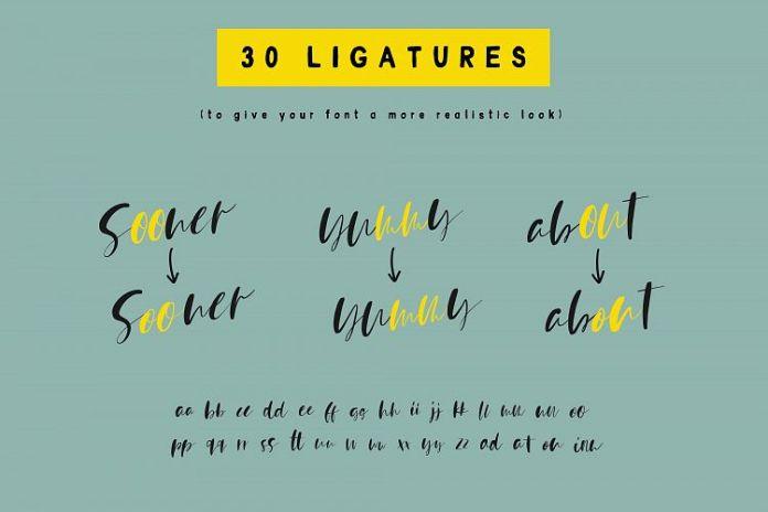 Mindfully Script Font