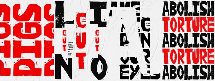 Peich Typeface