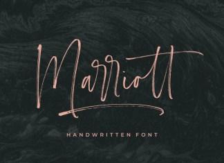 Marriott Font