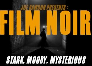 Film Noir Font