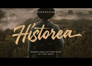 Historea Font