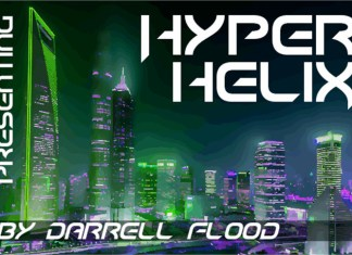 Hyper HeliX Font