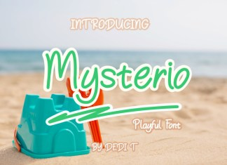 Mysterio Font