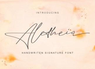 Aletheia Font