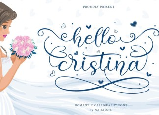Hello Cristina Font