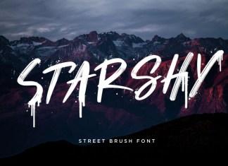 Starshy Street Font