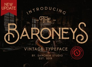 Baroneys Font