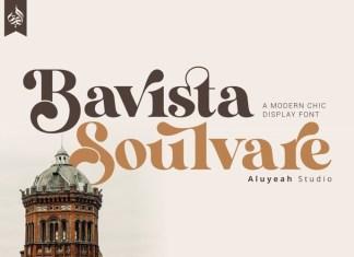 Bavista Soulvare Font