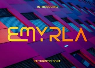 Emyrla Font