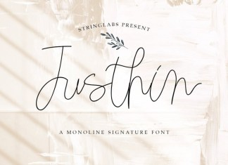 Justhin Font