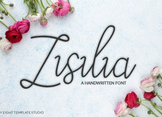 Zisilia Font