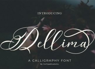 Dellima Font
